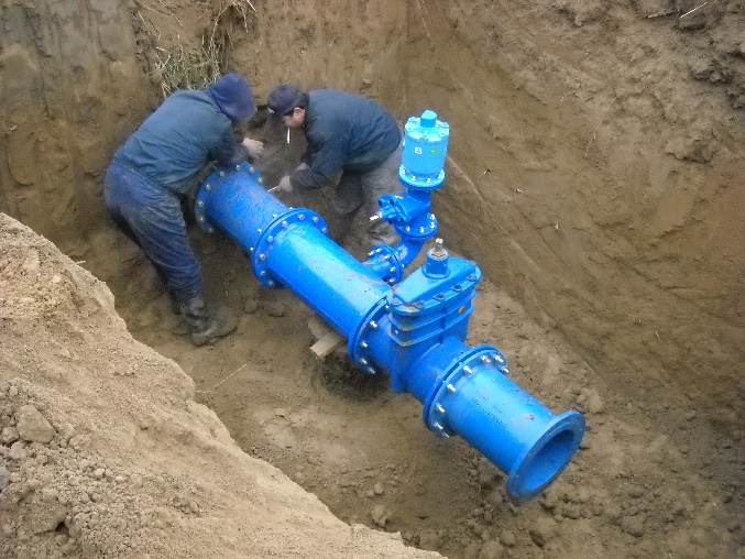 Pogon distribucije vode 6